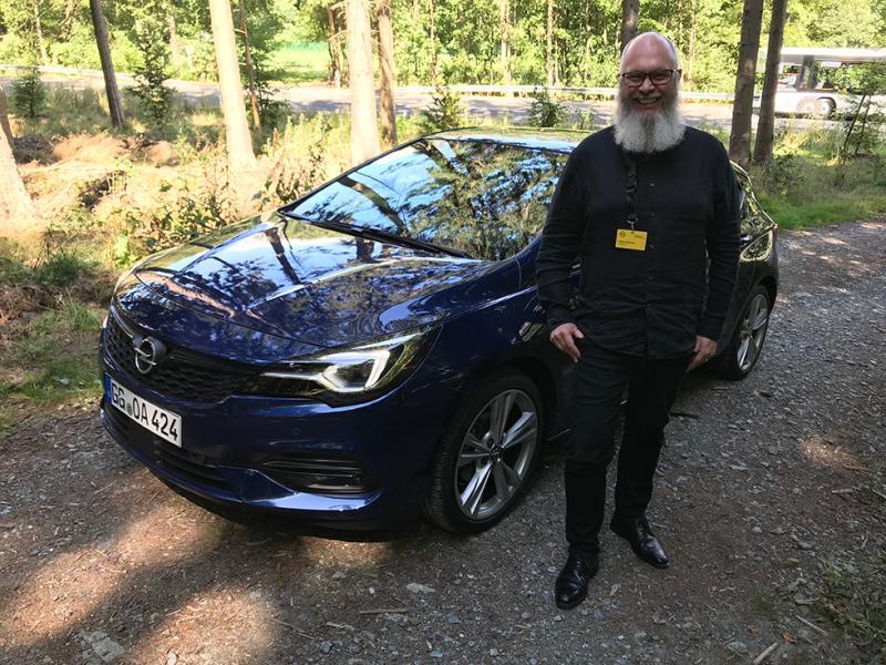 Opel Astra – rapport från provkörningen