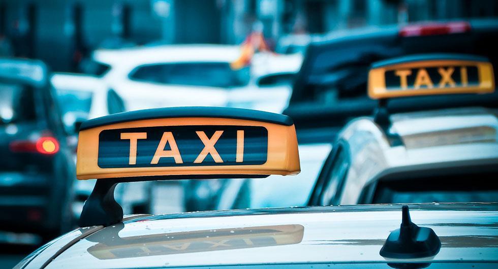 Taxi får avhyvling av trafikforskare