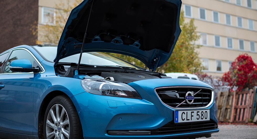 Bilfrågan: Kan jag tanka V40 med miljödiesel?