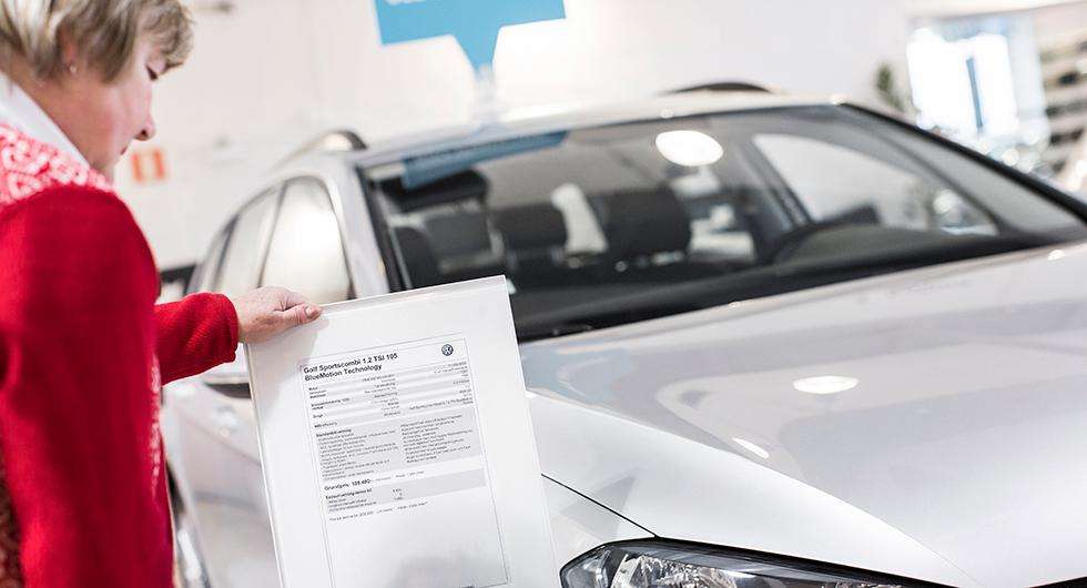 Tuffare skatteberäkning gav ökat antal nya bilar