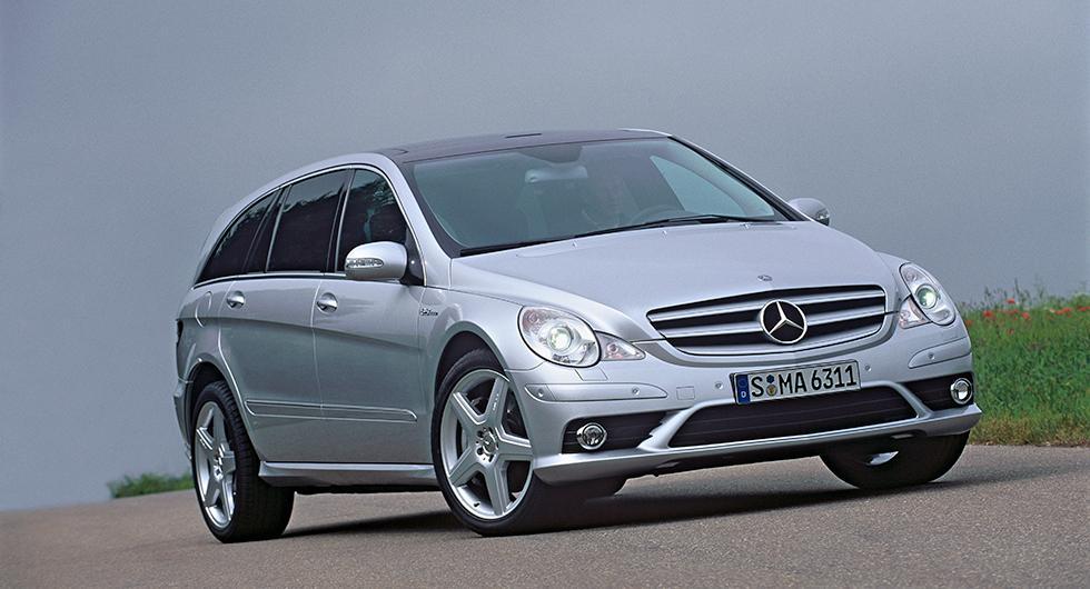 Bilfrågan: Antalet R63 AMG i Sverige?