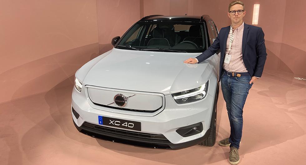 Vi svarar på era frågor om Volvo XC40 som elbil