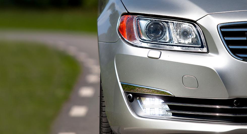 Bilfrågan: Varför anmärkning på dimljus?