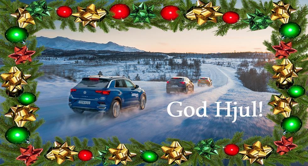 Vi Bilägare önskar God Hjul!