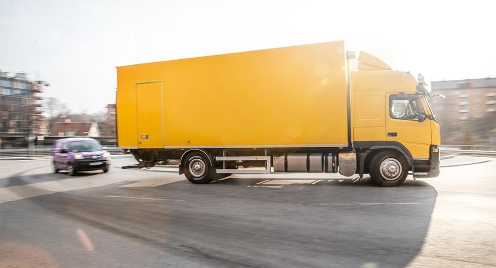 Bilfrågan: Har jag behörighet att köra lastbil?