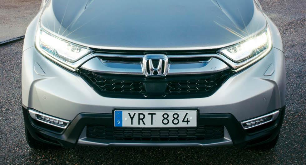 AutoIndex: Honda hyllas för bäst service
