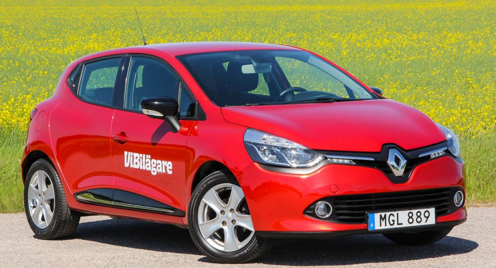 Begagnat: Renault Clio (2013–2020)
