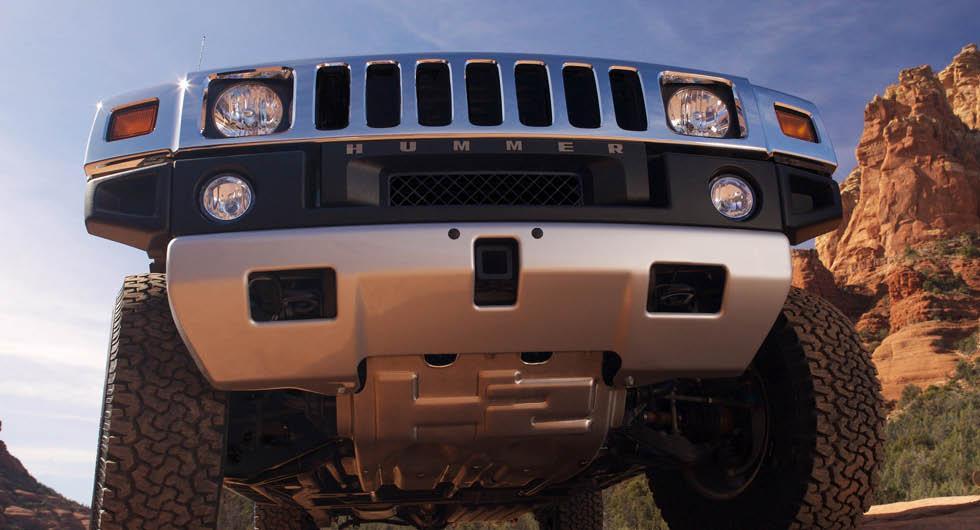 GM väcker liv i Hummer med ny macho-elbil