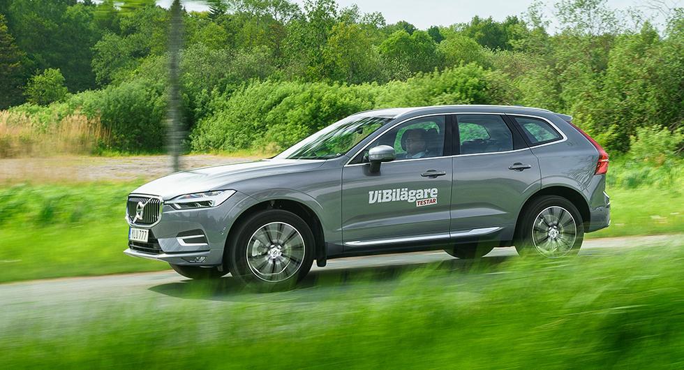Bilfrågan: Varför så tyst om bullret i Volvo?