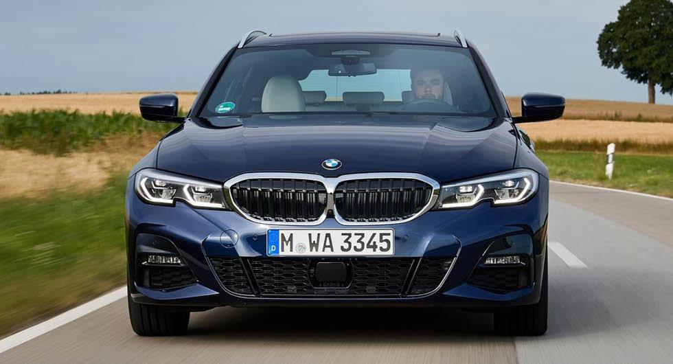 BMW lanserar fler mildhybrider med dieselmotor