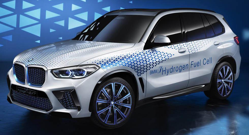BMW: Vätgasbilar lika billiga som bensinbilar om fem år