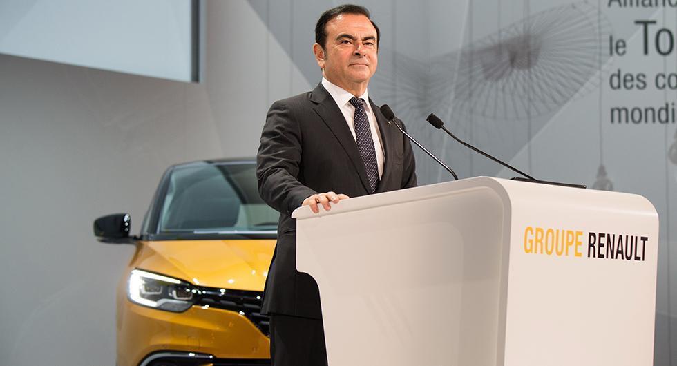 Före detta Nissan-chefen flydde undan rättegång i Japan