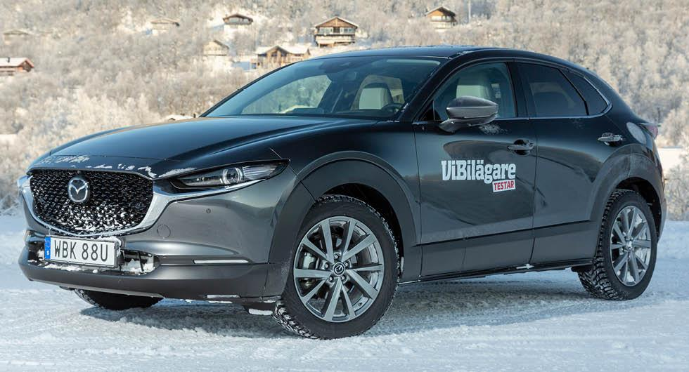 Rosttest: Mazda CX-30 (2019)