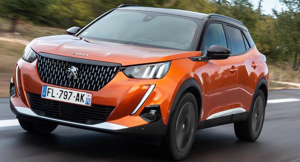 Provkörning: Peugeot 2008 och e-2008 (2019)