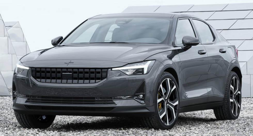 Polestar 2 klar att beställa – billigare än Volvos elbil