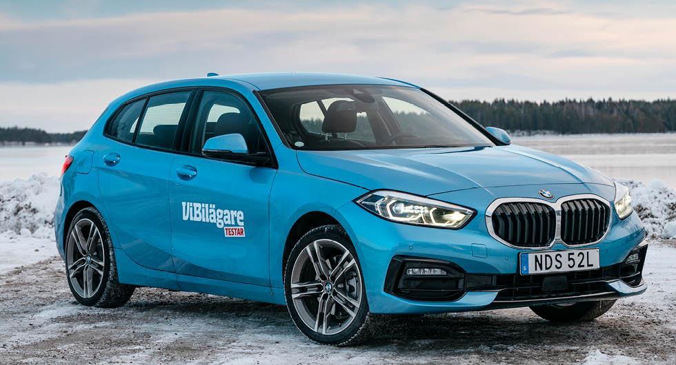 Rosttest: BMW 1-serie (2020)