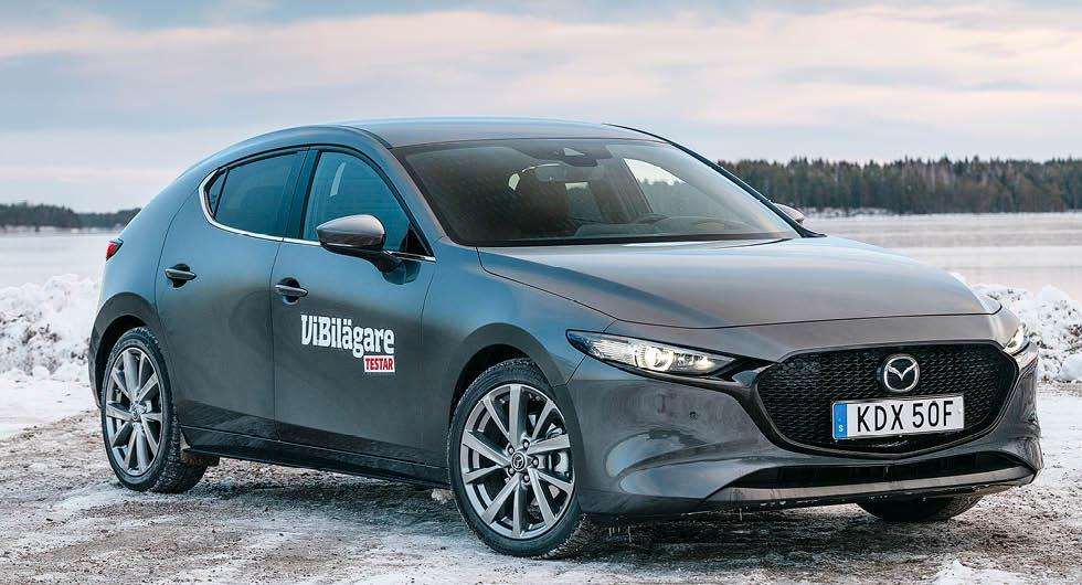 Rosttest: Mazda 3 (2020)