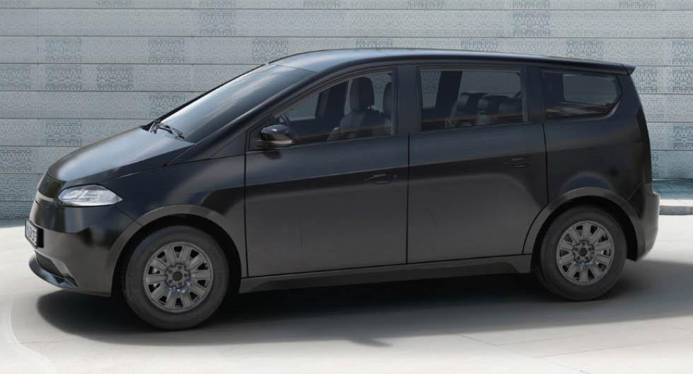 Sono Sion klarade målet – nya elbilen ska byggas i Sverige