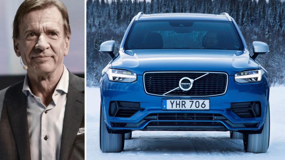 Här pressas Volvochefen – om suvarnas utsläpp