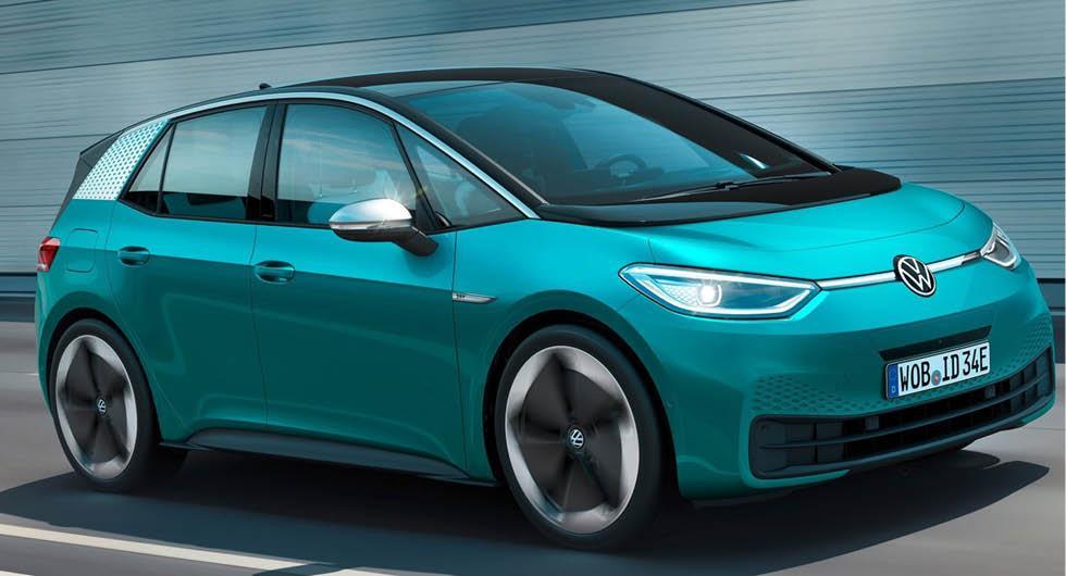 Trots buggarna – Volkswagen ID 3 ska lanseras i tid