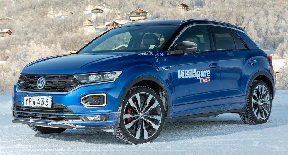Rosttest: Volkswagen T-Roc (2019)