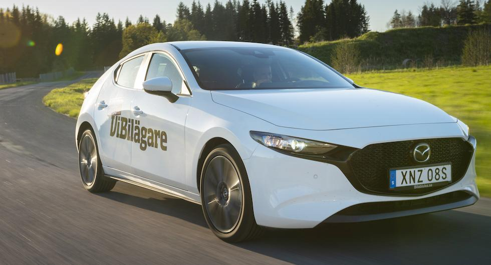 Långtest: Mazda 3 (2020)