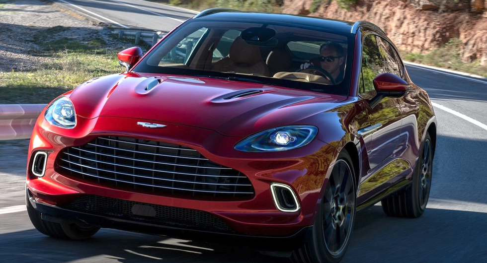 Krisen i Aston Martin fortsätter – finanschefen avgår