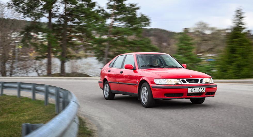 Bilfrågan: Laminerade rutor i Saab?