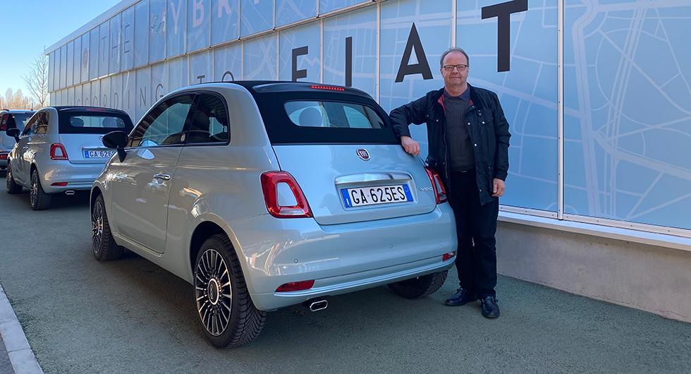 Fiat 500 och Fiat Panda mildhybrider – rapport från provkörningen