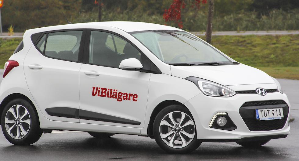 Begagnat: Hyundai i10 (2014–2019)