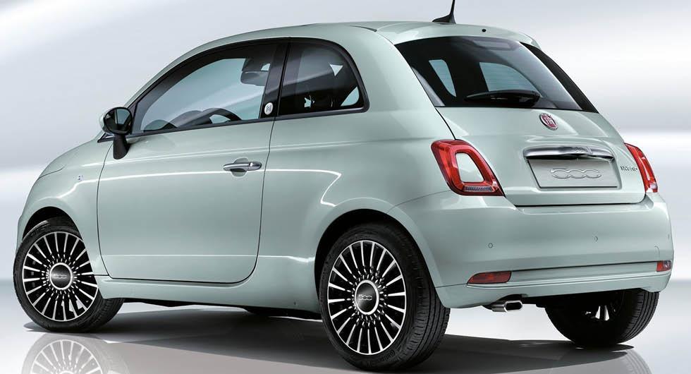 Fiat har börjat bygga eldrivna 500 i smyg