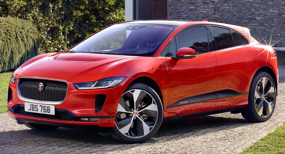 Jaguar I-Pace stoppas på grund av batteribrist