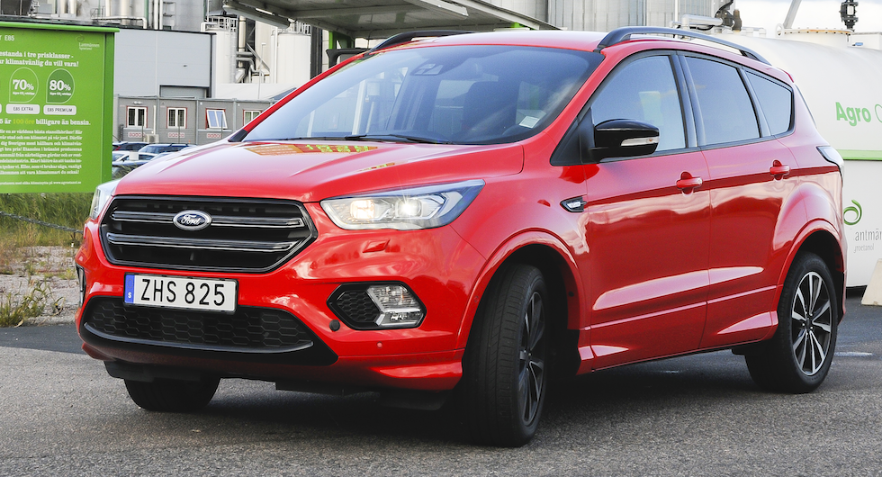 Provkörning: Ford Kuga Ecoboost E85 (2020)