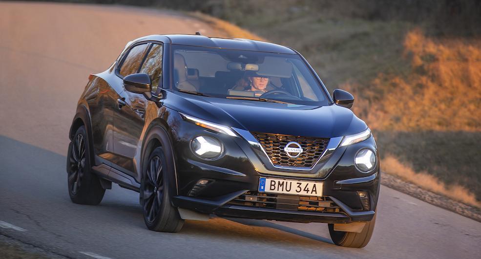 Provkörning: Nissan Juke (2020)