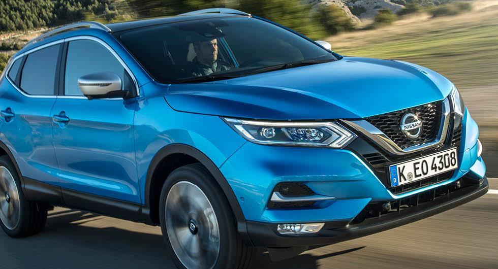 Nissans autobroms kan tvärbromsa utan anledning