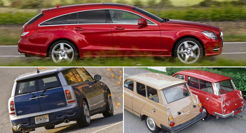 Quiz: Hur bra koll har du på kombibilar?