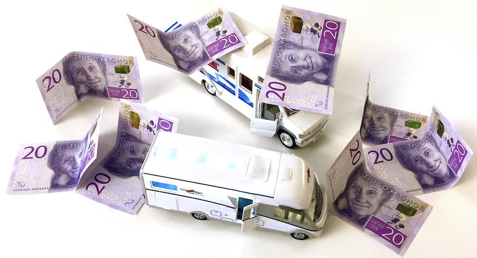 Efter skattesmällen för husbilar: Här är nya förslaget