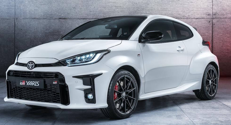 Toyota GR Yaris går att reservera – så mycket kostar den