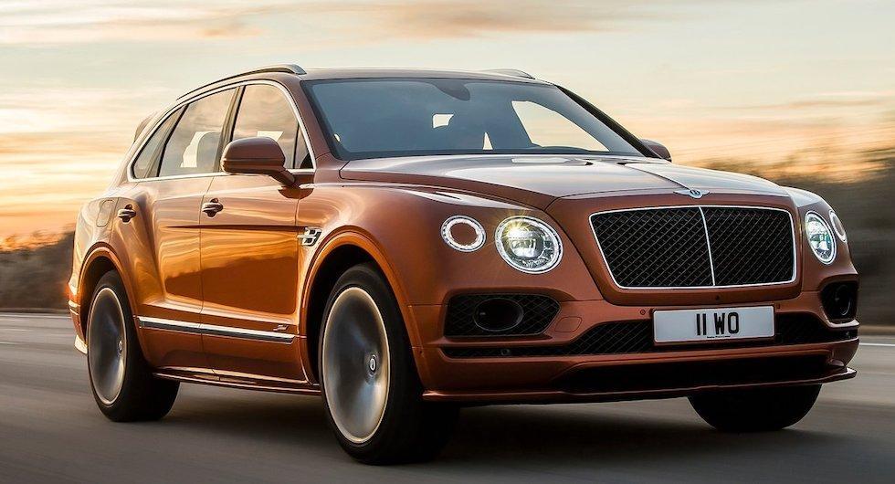 Bentley kan lansera ännu lyxigare suv-modell