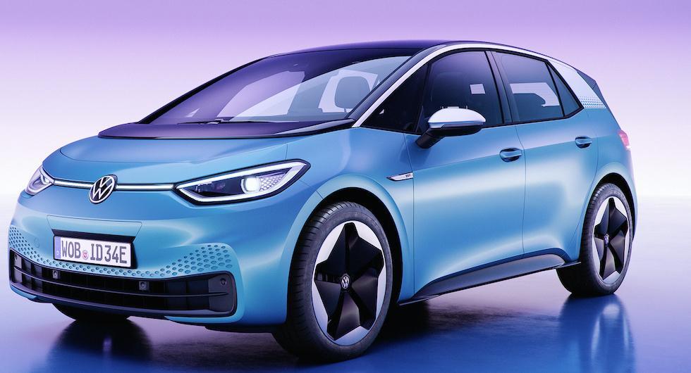 Volkswagen ID 3 – svenska priserna officiella