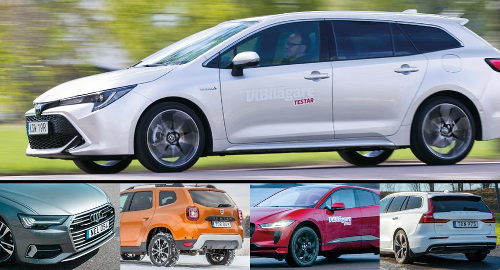 Billigaste bilarna att äga: Här är modellerna med lägst milkostnad