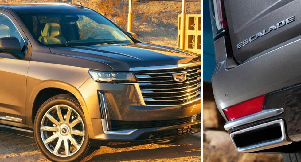 Klart: Cadillac Escalade får dieselmotor