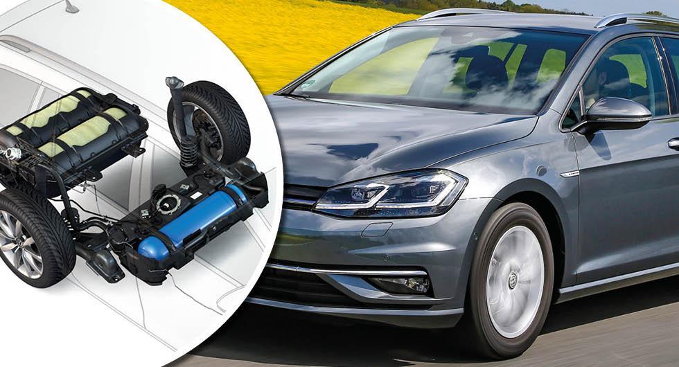 """Volkswagen ser slutet för gasbilarna: """"Förödande"""""""
