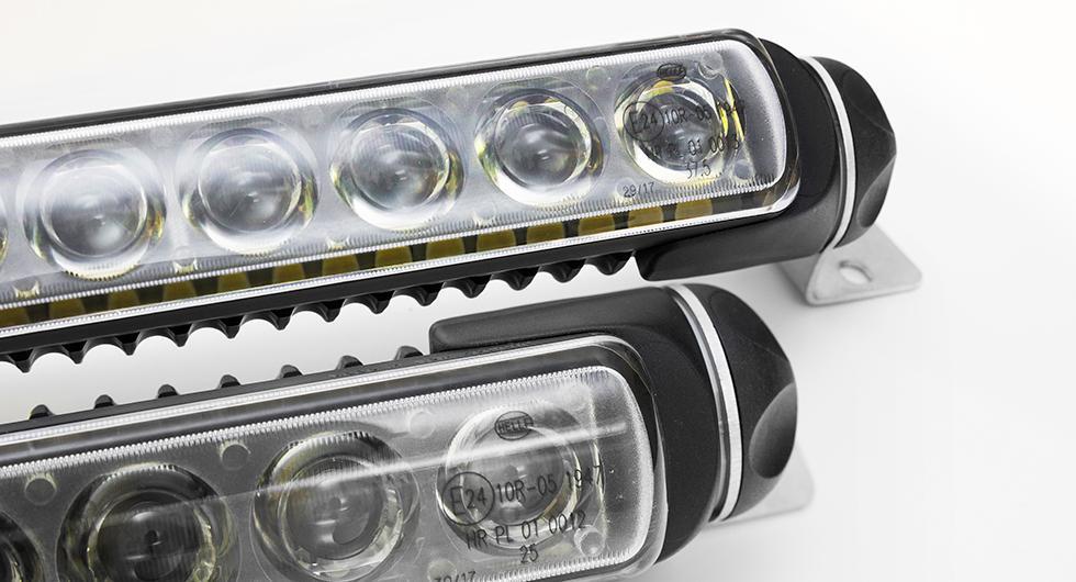 Bilfrågan: Garanti med LED-ramp?