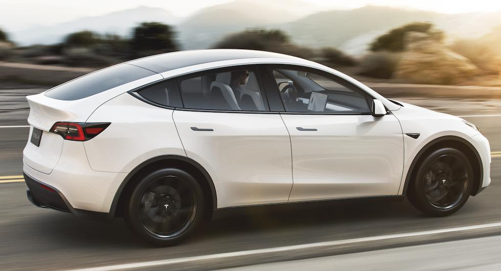 Tesla Model Y får värmepump – ger längre räckvidd på vintern