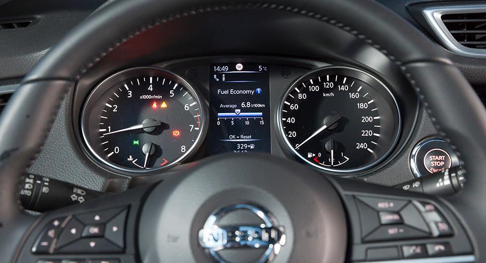 Bilfrågan: Fel hastighet och körsträcka?