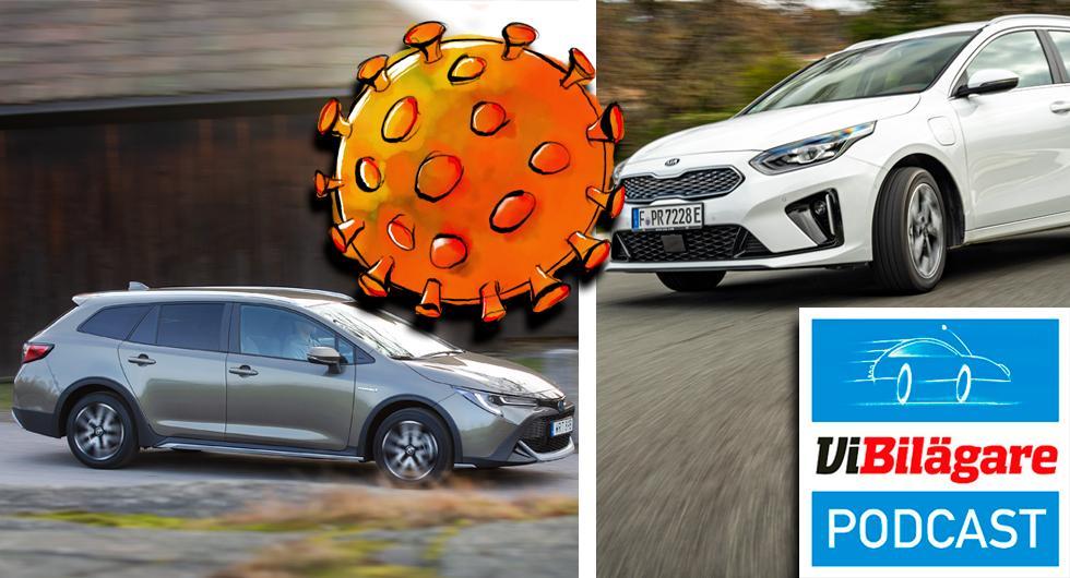 Virus i bilvärlden, pluggen och skogsmullen