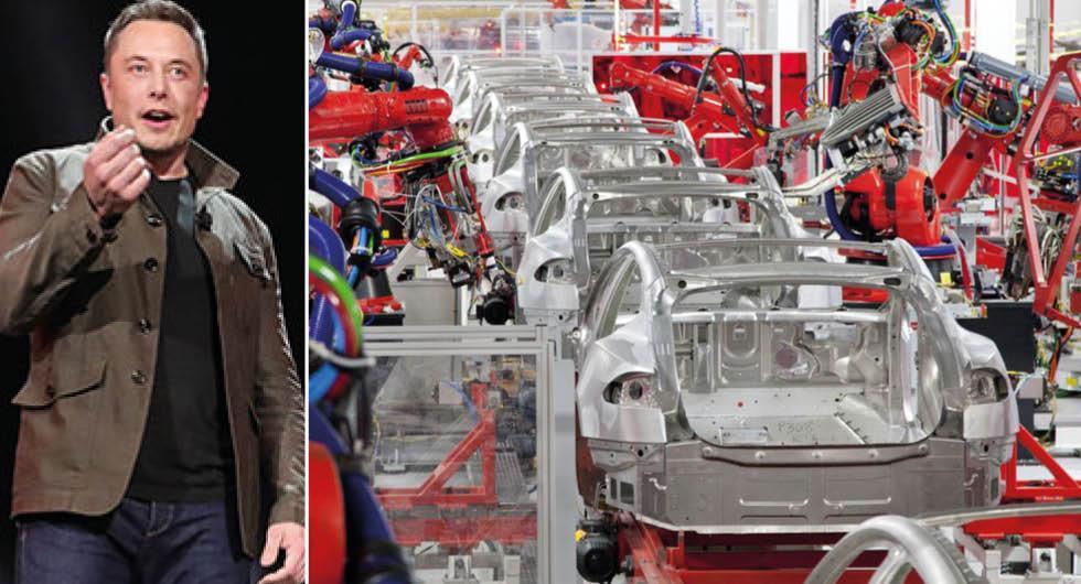 Teslachefen: Paniken är värre än coronaviruset
