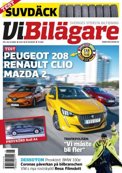 Vi Bilägare 05/2020 – nytt nummer