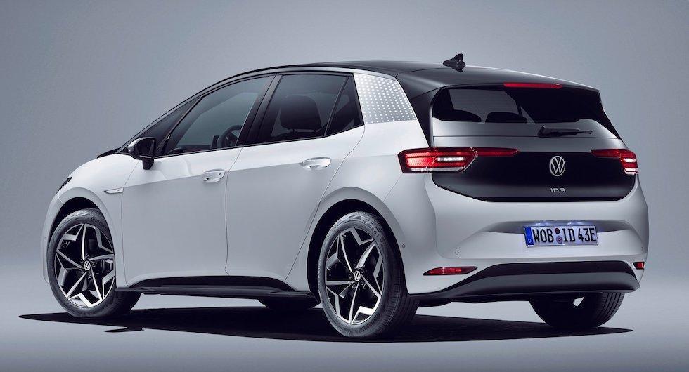 Volkswagen ID 1 och ID 2 på gång – första uppgifterna om nya elbilsmodellerna